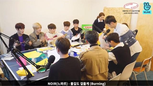 옥상달빛의 옥탑라됴 #73 월간아이돌 with NOIR(느와르)