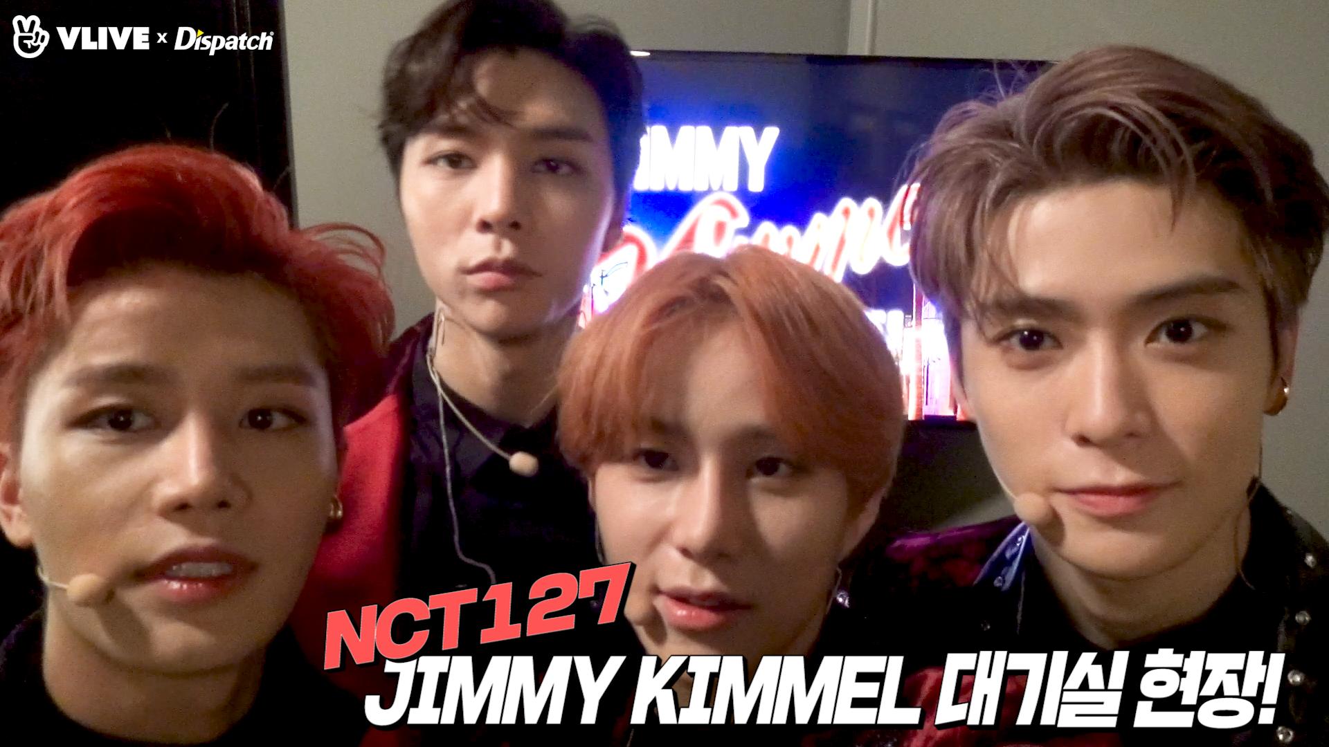 "[ⓓxV] ""JIMMY KIMMEL 대기실 습격"" (NCT127)"