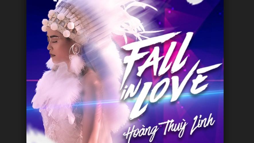 Fall In Love (Official MV) - Hoàng Thùy Linh Ft. Kimmese
