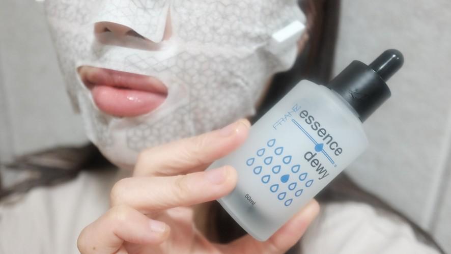[1분팁] 피부미백 수분팩 효과좋은 미세전류팩