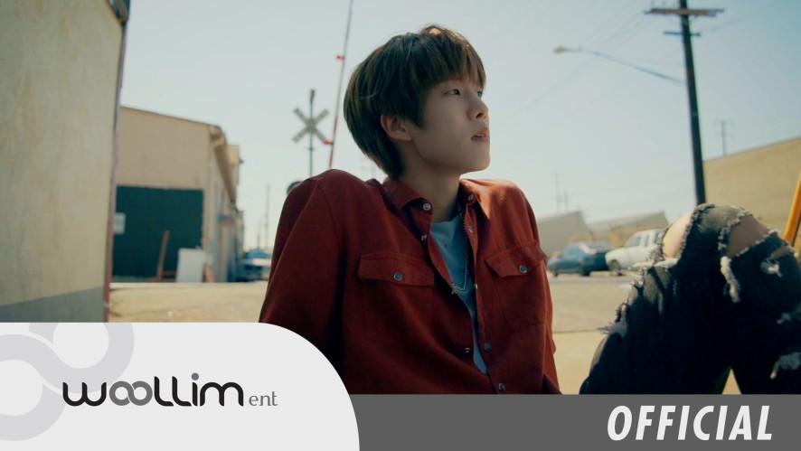 """골든차일드(Golden Child) """"WISH"""" Trailer Movie #DAEYEOL"""