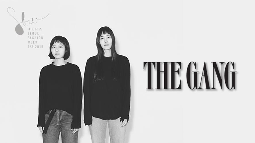 [동아컬렉션] 헤라서울패션위크 19SS_THE GANG