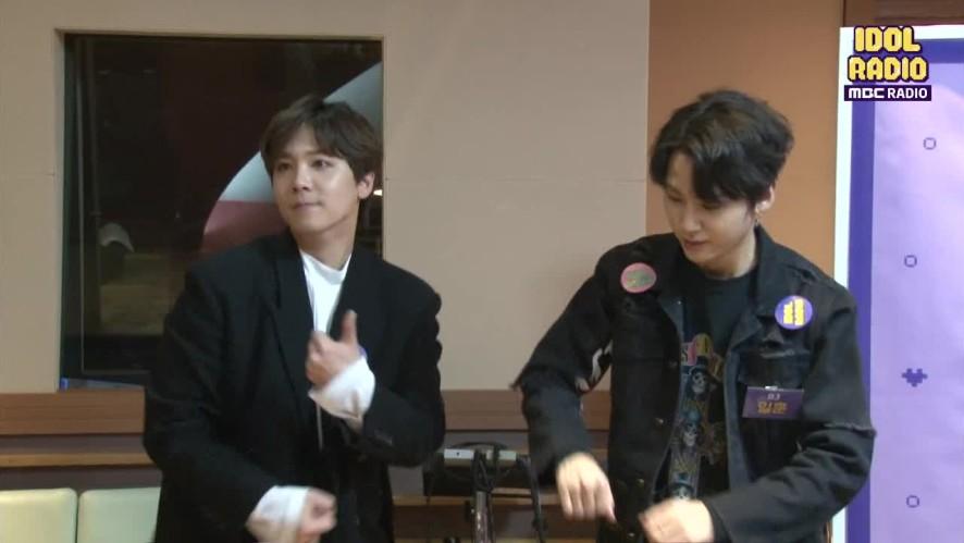 홍기&일훈의 본격 댄스 타임!