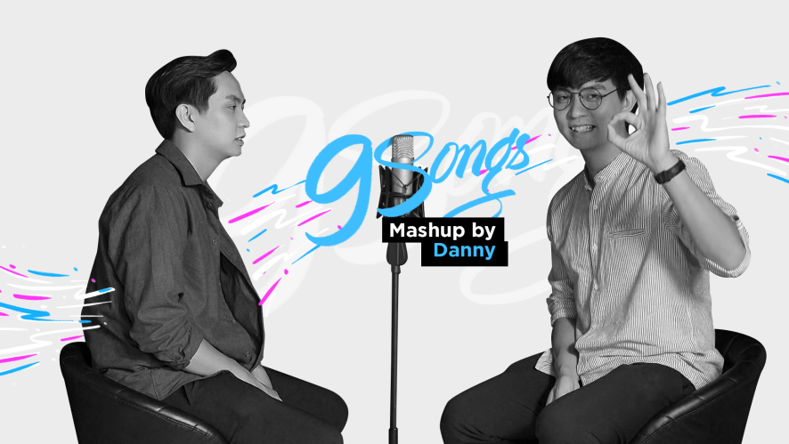 """""""GIRLS LIKE YOU MASH UP"""" Cover by DANNY VO"""