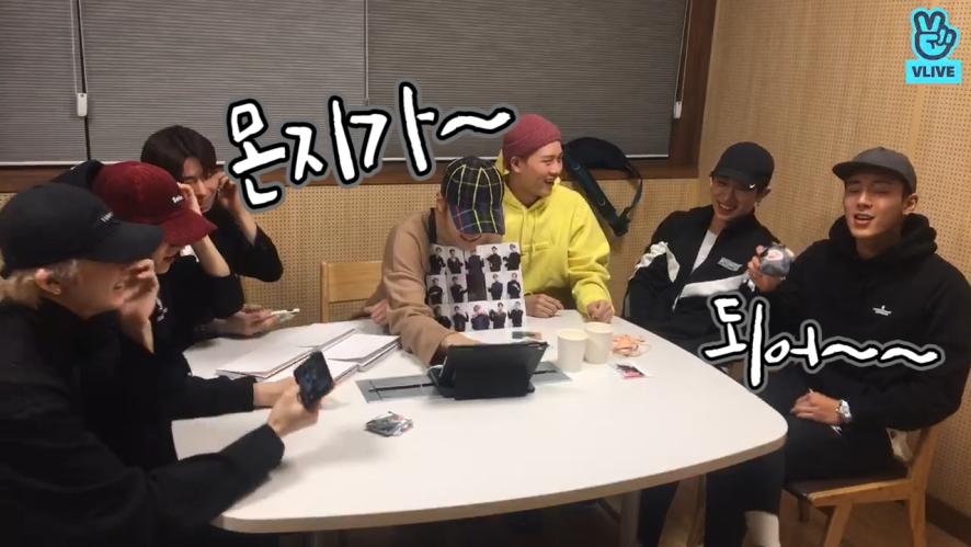 [MONSTA X] 쁘띠빠띠띠부띠부_몽스탁스_오늘 컴백!💥🔫 (MONSTA X introducing their new album)