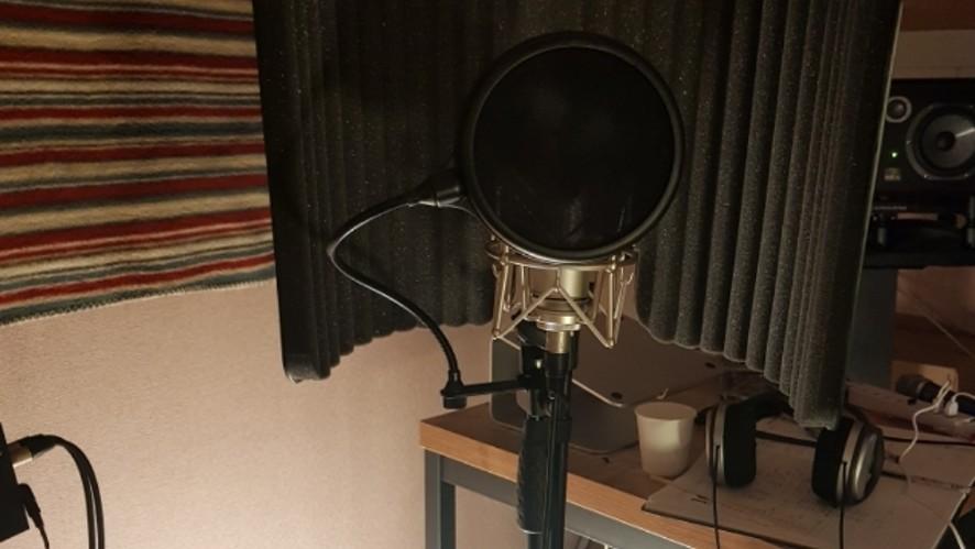 Luvidu piano ver. recording 💜🎤