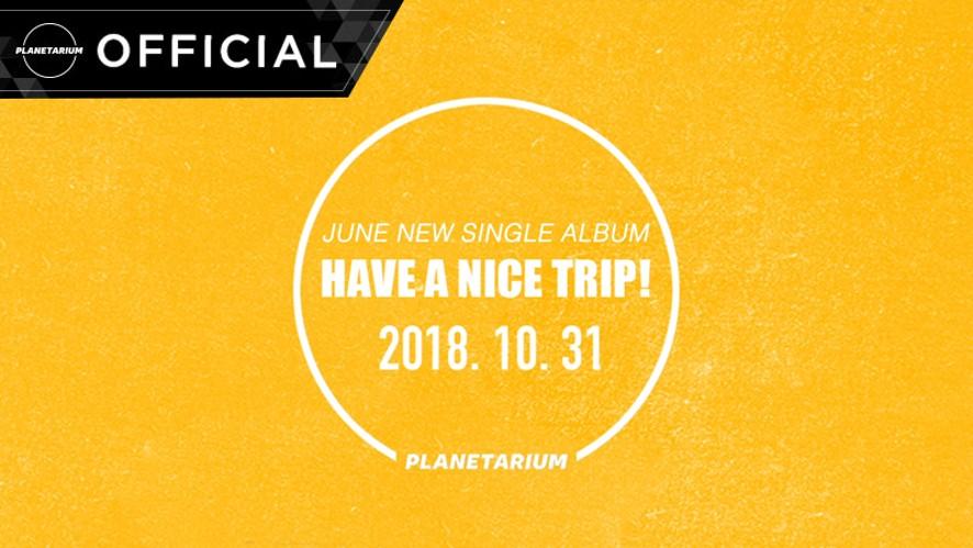 준(JUNE) - 2nd Single Album 'HAVE A NICE TRIP!' Highlight Medley