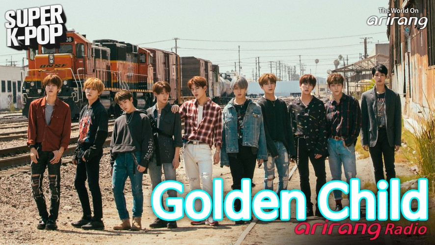 Arirang Radio (Super K-Pop / Golden Child)