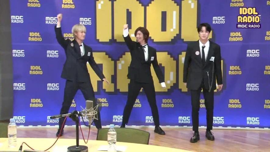 [댄스메들리] 열정 뿜뿜하는 휘영, 이름표 어디가니..?