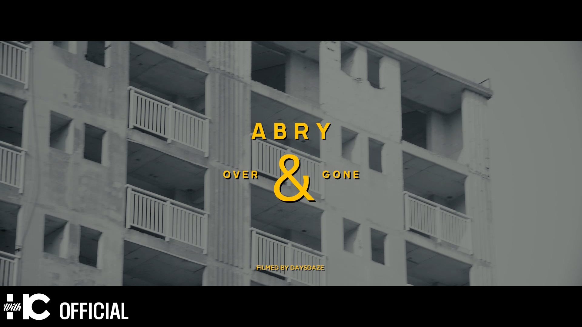 "ABRY(에이브리) - ""Over & Gone"" M/V"