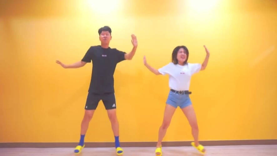 인싸들의 2주에 10kg 빠지는 춤 | 핸드클랩 Fitz and the Tantrums - HandClap