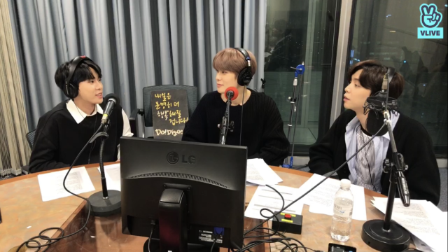 ♥도요일♥ 10/27 도다제 녹음현장 ! with 도영