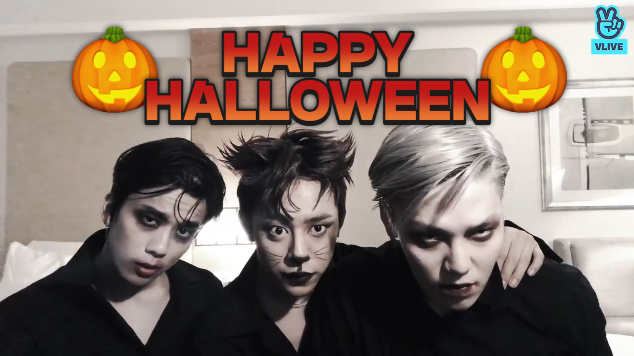 [B.A.P] 이 세상 치명 다 씹어먹은 밥돌이들과 🎃해삐할로윈🎃(Happy Halloween with B.A.P)