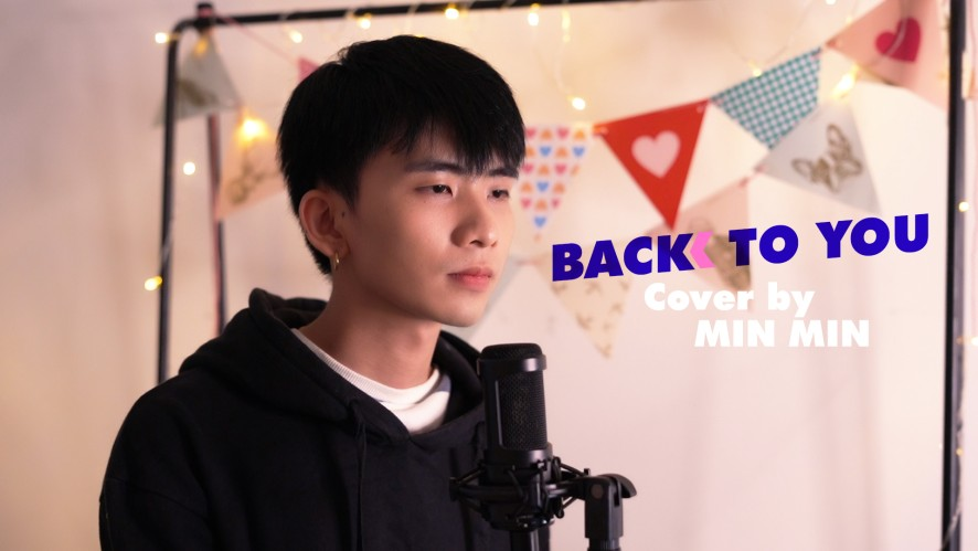 """""""BACK TO YOU (SELENA GOMEZ)"""" Cover by MIN MIN"""