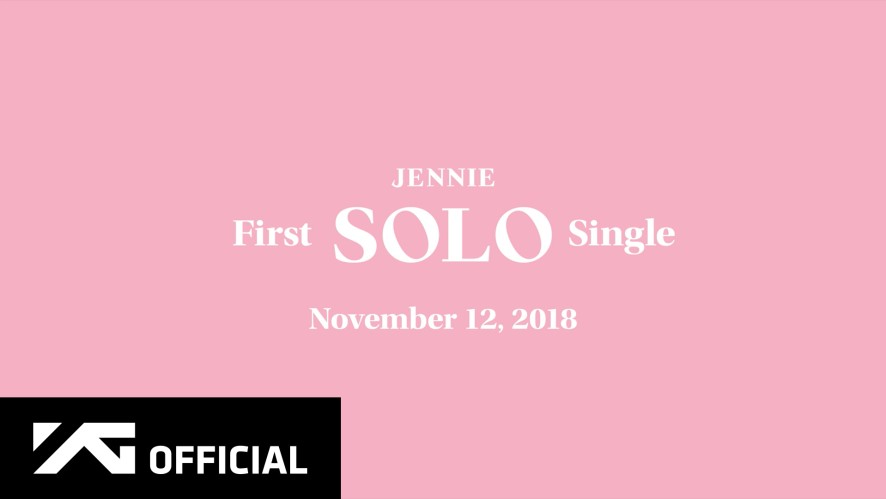 JENNIE - 'SOLO' TEASER VIDEO #1