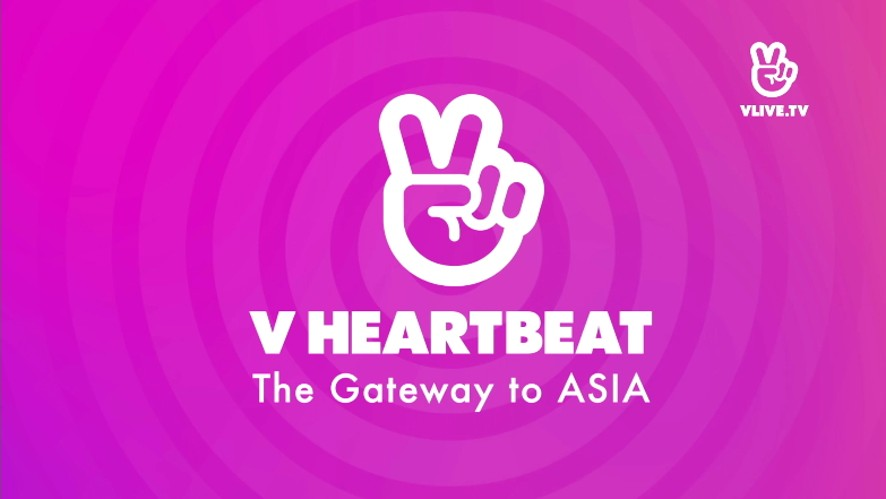 V Heartbeat Live- An exciting journey with V LIVE