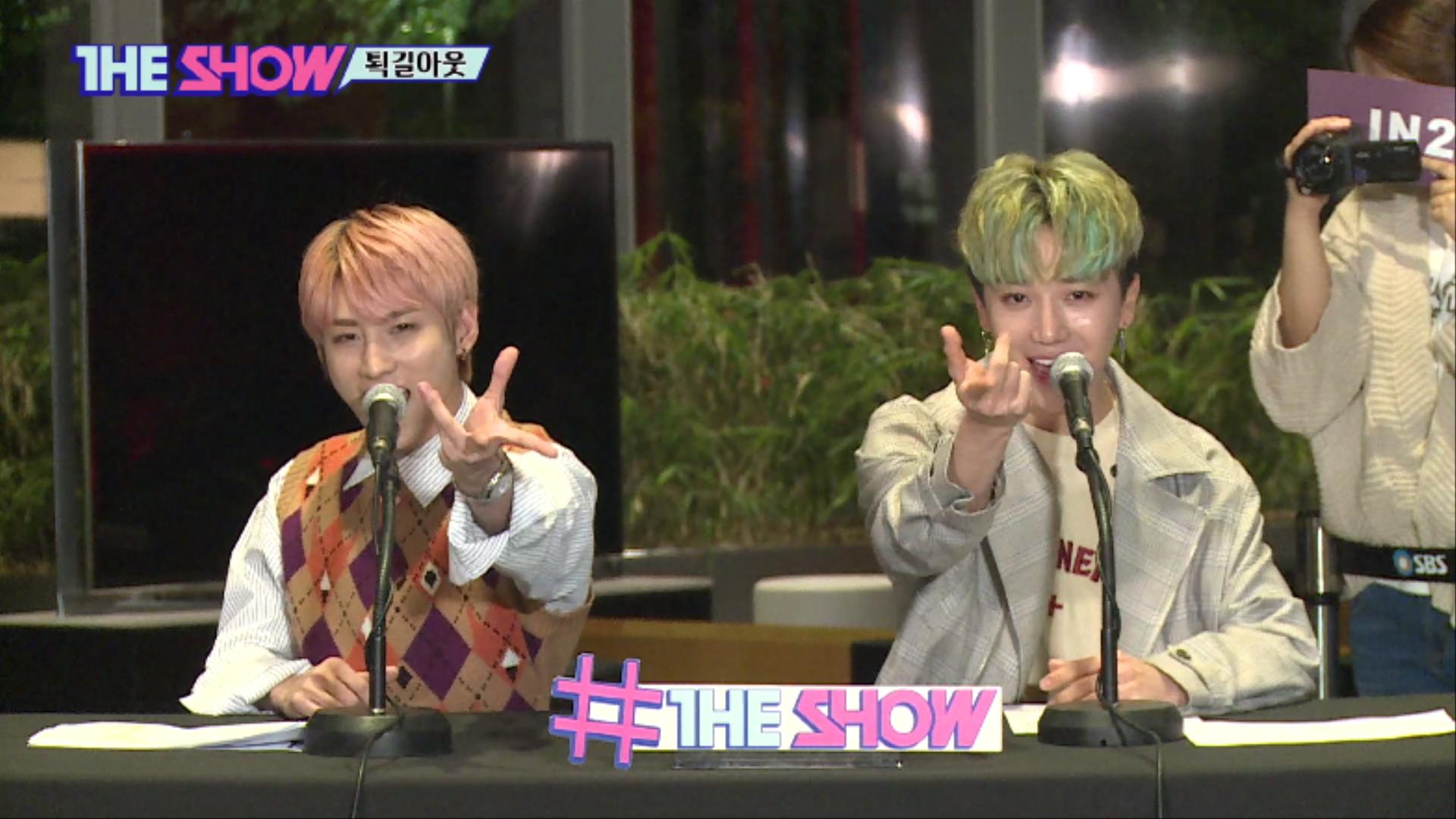 SBS MTV <더쇼> 퇴근길 Live !