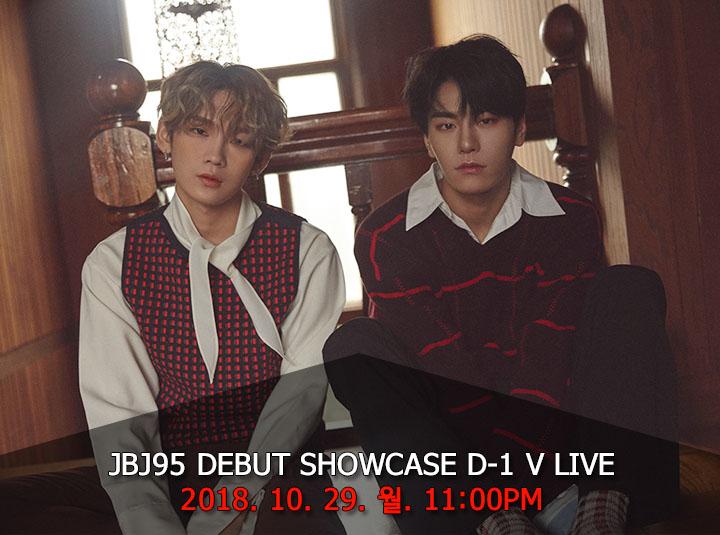 JBJ95 DEBUT SHOWCASE D-1 V LIVE