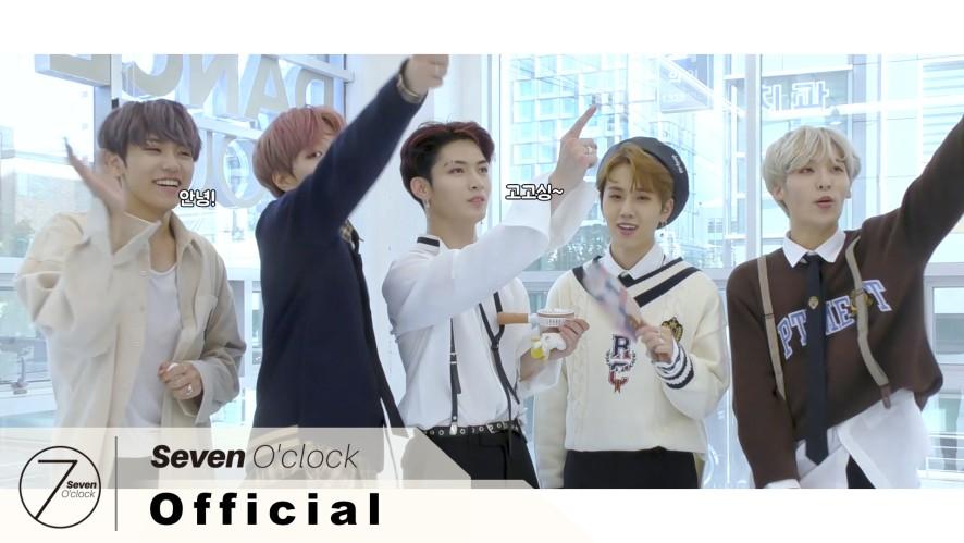 [세븐어클락(Seven O' Clock)X WE DANCESTUDIO] 'Nothing Better' Choreography Practice Sketch