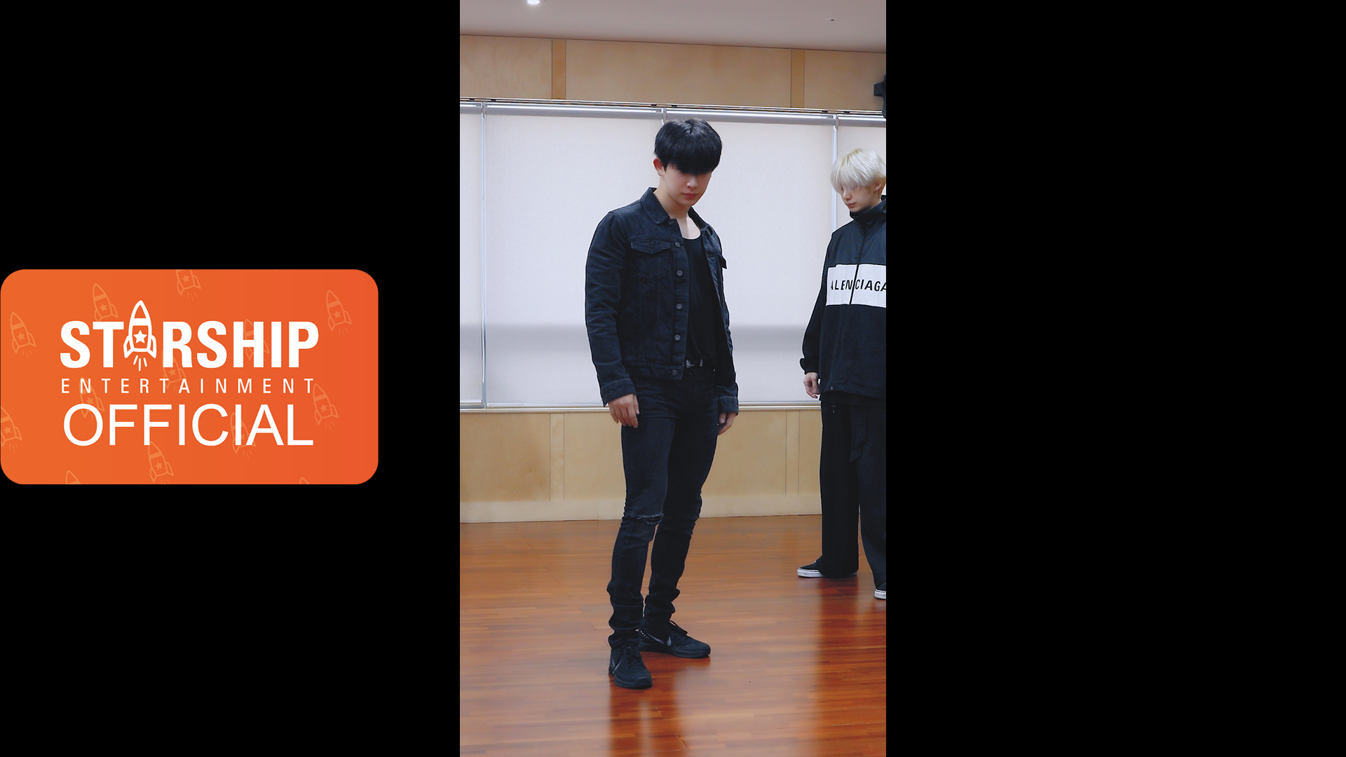 [WONHO][Dance Practice] 몬스타엑스 (MONSTA X) - 'SHOOT OUT' Vertical Video