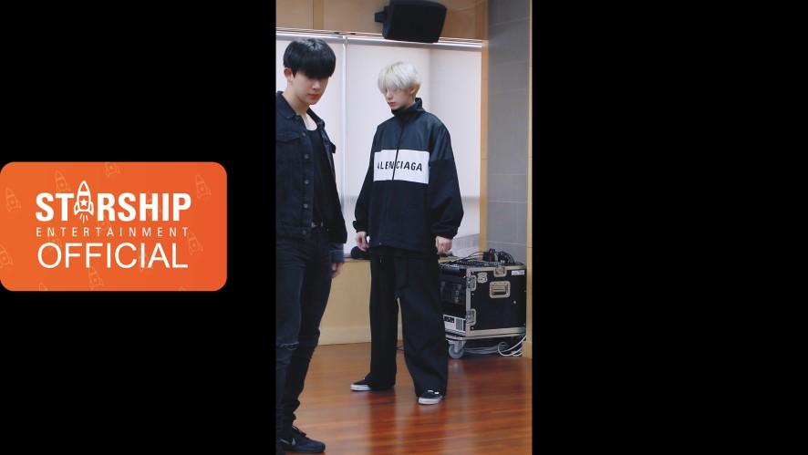 [HYUNGWON][Dance Practice] 몬스타엑스 (MONSTA X) - 'SHOOT OUT' Vertical Video