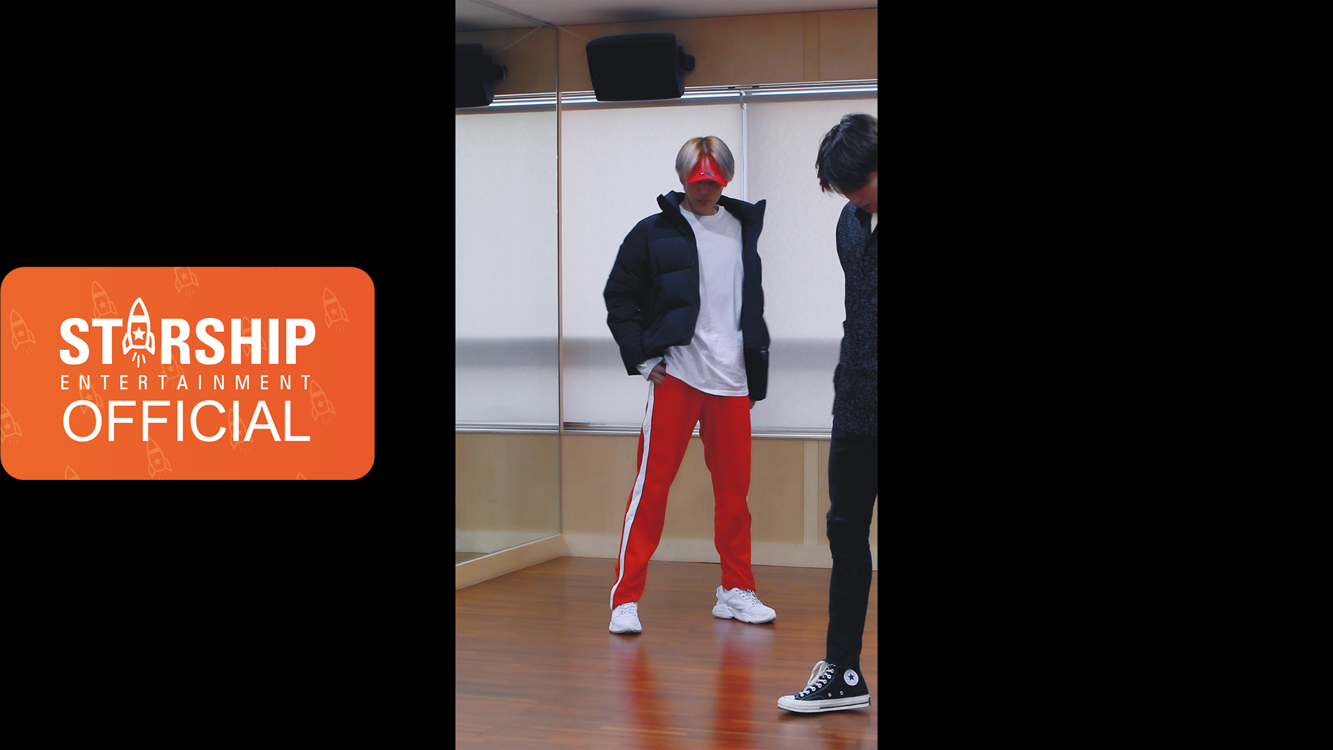 [MINHYUK][Dance Practice] 몬스타엑스 (MONSTA X) - 'SHOOT OUT' Vertical Video