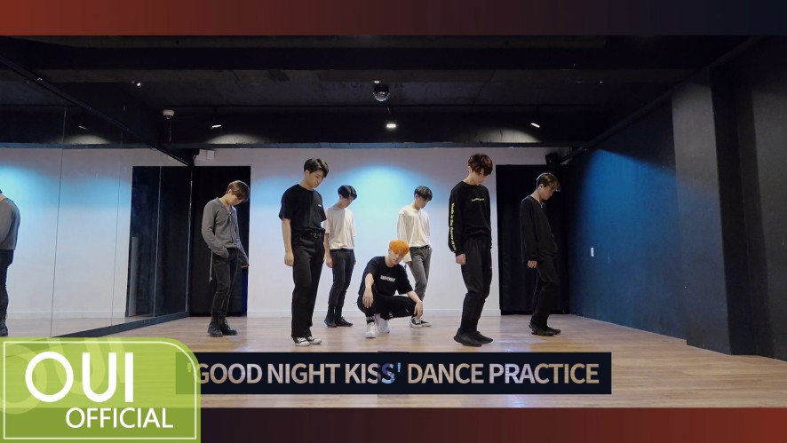 김동한(KIM DONG HAN) - 'GOOD NIGHT KISS' DANCE PRACTICE