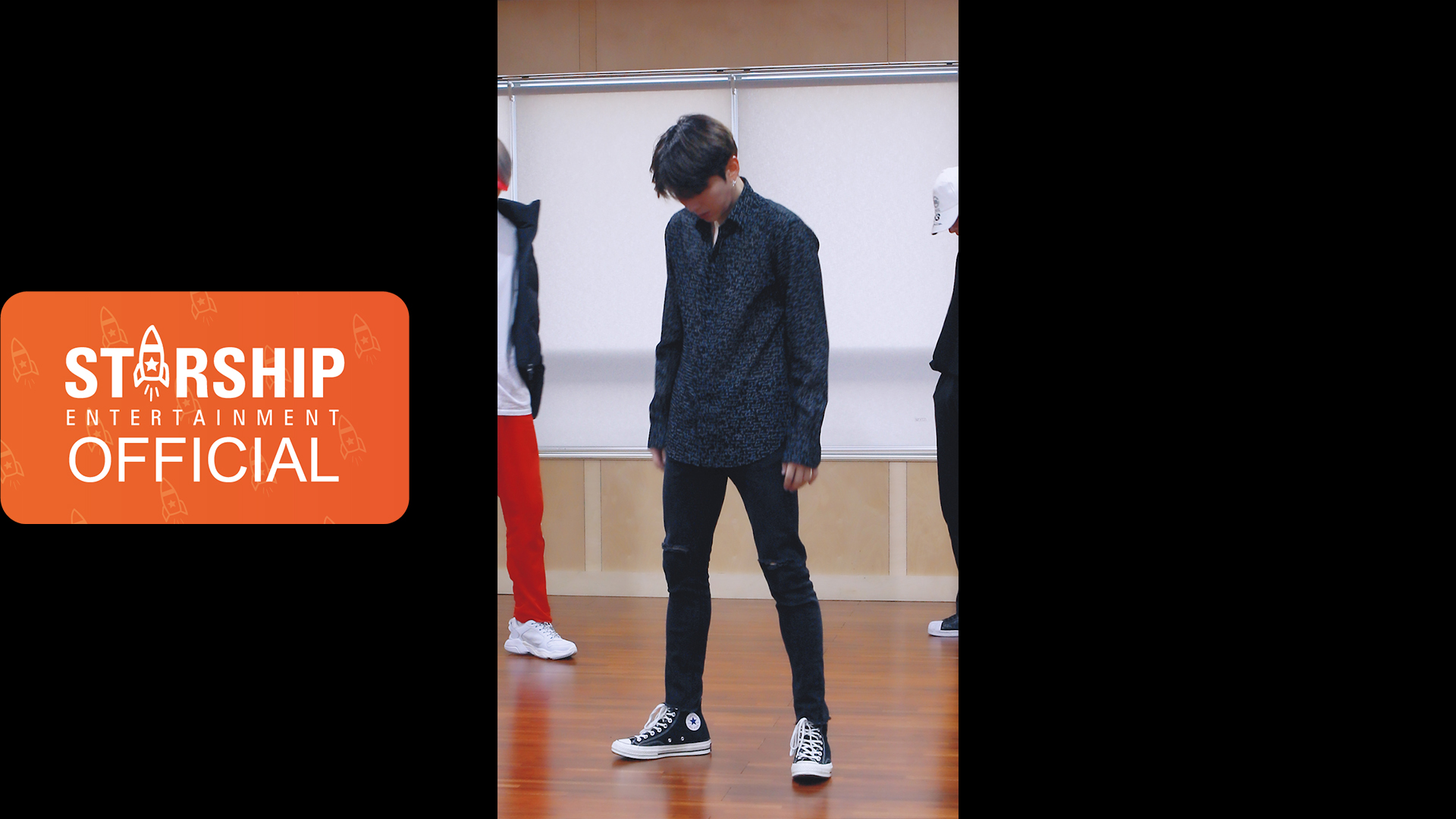 [KIHYUN][Dance Practice] 몬스타엑스 (MONSTA X) - 'SHOOT OUT' Vertical Video