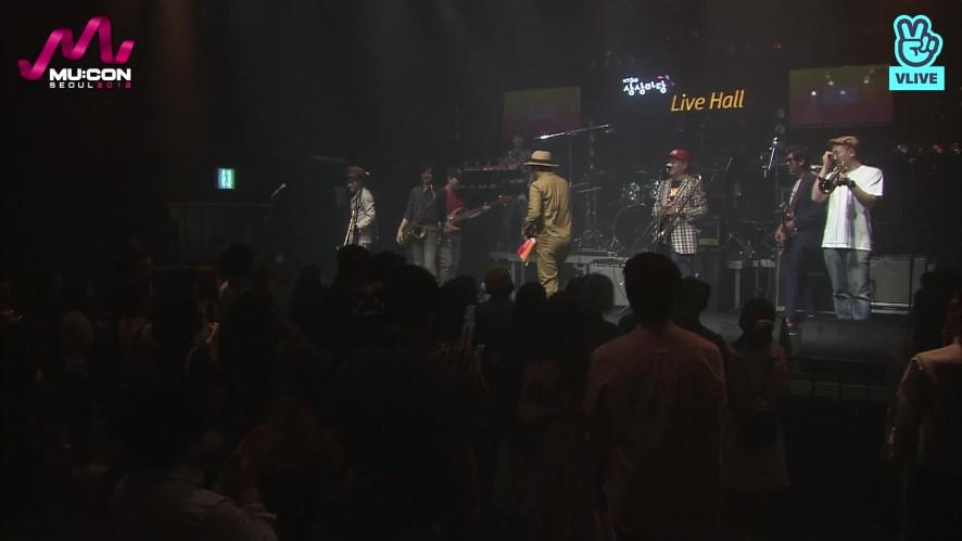 [Replay] MU:CON Showcase : MU:CON Stage @SangsangMadang (뮤콘 쇼케이스 : 뮤콘 스테이지 @상상마당)