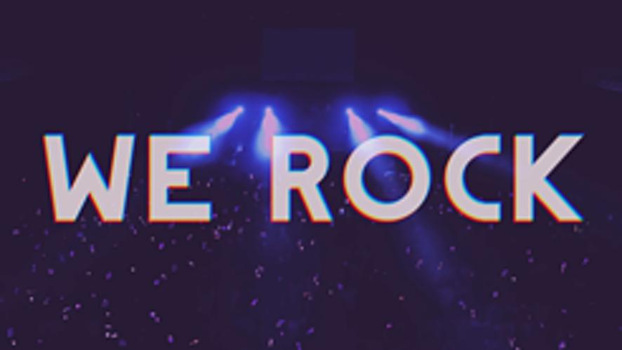 MINUE(노민우) - We Rock(Live Clip)