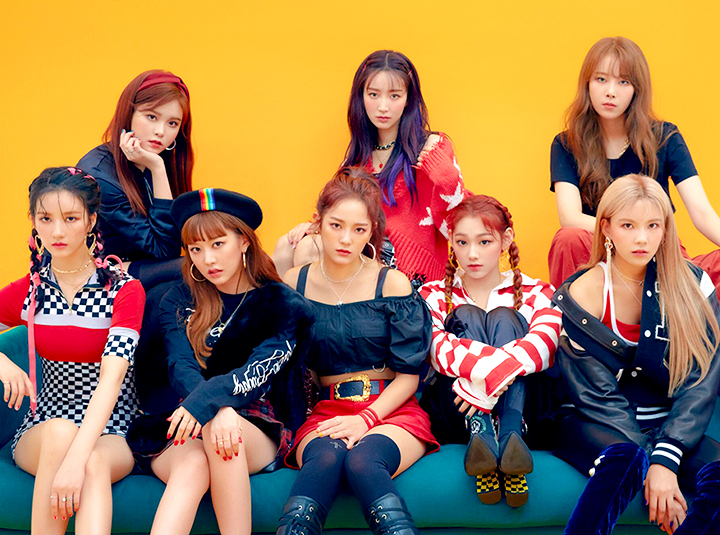 [FULL] gugudan 3rd MINI ALBUM [Act.5 New Action] showcase
