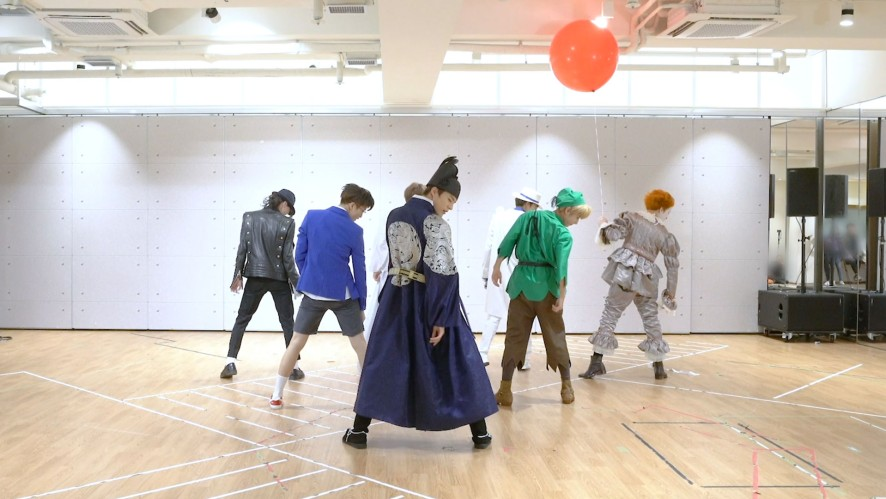 NCT DREAM 'We Go Up' Halloween Costume Ver.