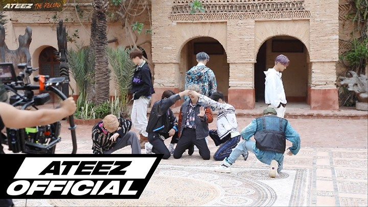[ATEEZ] THE RECORD_EP 04.Treasure in MOROCCO_PART 2