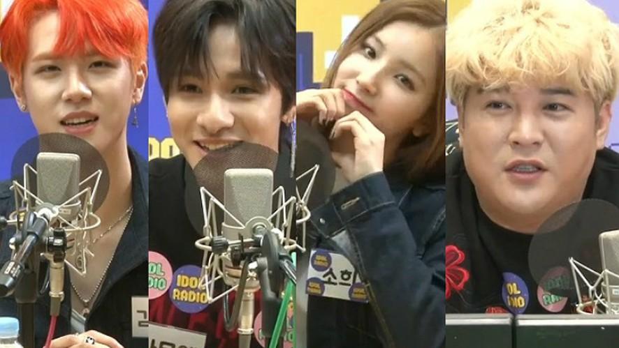 'IDOL RADIO' ep#31. 트리플 신동 (w. 스페셜DJ신동, 김동한, 사무엘, 엘리스 소희)