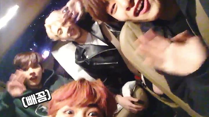 [Stray Kids] 리필 필요없는 찬아리필의 귀여움 좀 보시오🖤 (SKZ's cuteness in the car)