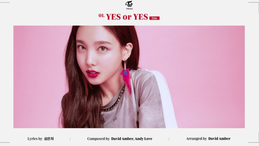 "TWICE(트와이스) ""YES or YES"" INTRO"