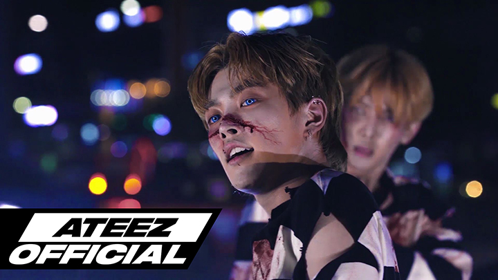 ATEEZ(에이티즈) - '해적왕(Pirate King)' Performance Video (좀비 ver.)