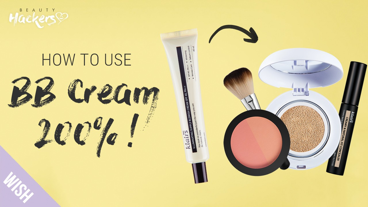 Secret Tips to Make Use of Your BB Cream 200%, Perfect for Emergencies | BeautyHACKers