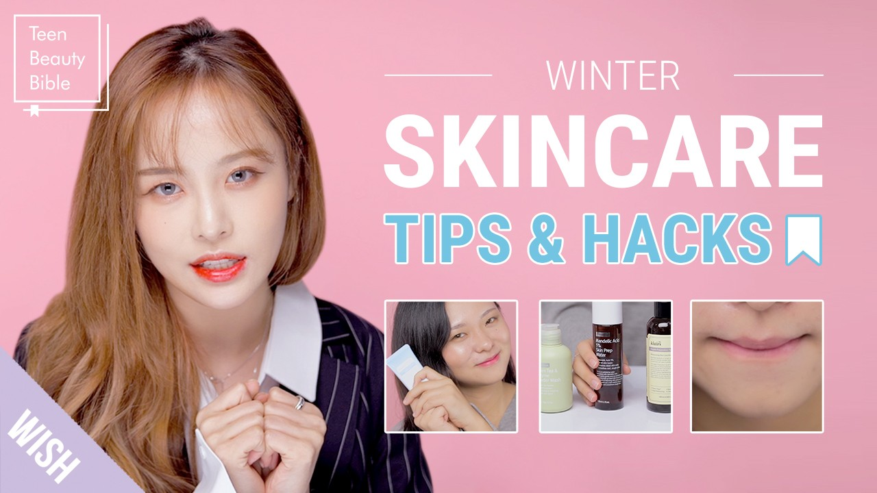 Winter/ Cold whether Skin Care Tips for Teenagers | Teen Skincare Tips | Teen Beauty Bible