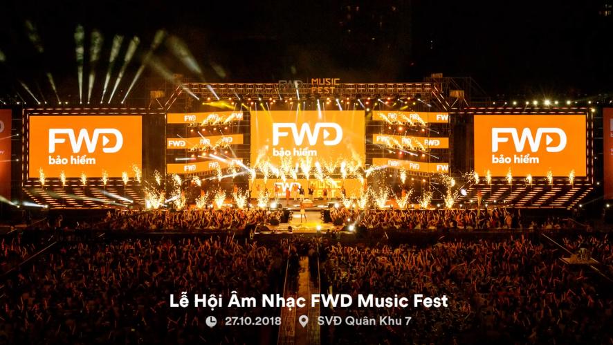 Lễ Hội Âm Nhạc FWD Music Fest (Phần 1)