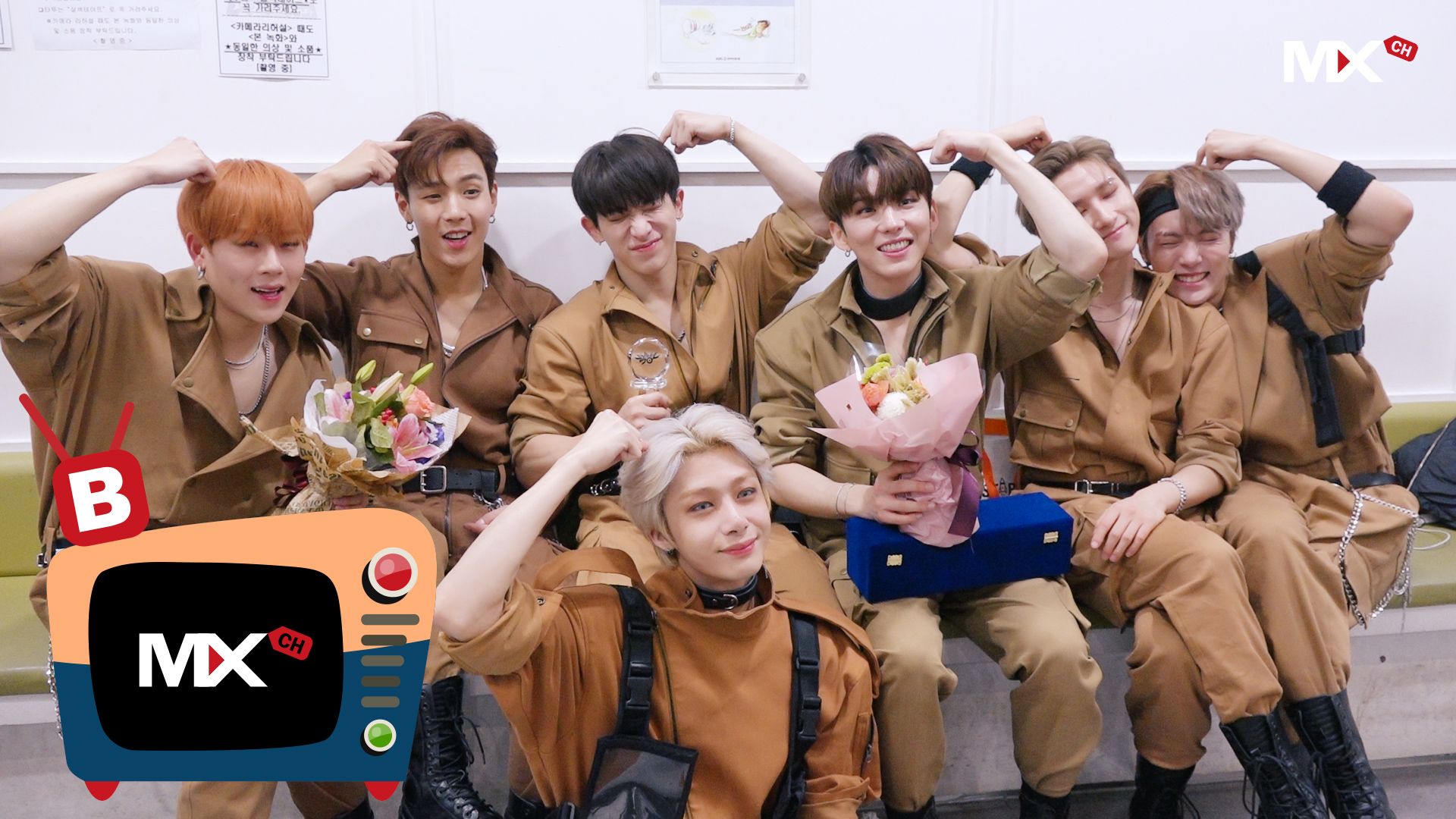 [몬채널][B] EP.117 MONSTA X 'SHOOT OUT' Win