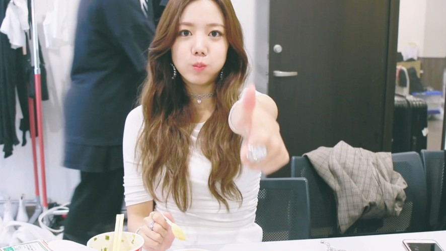 Apink Mini Diary - 돌아온 남쥬의 먹방!