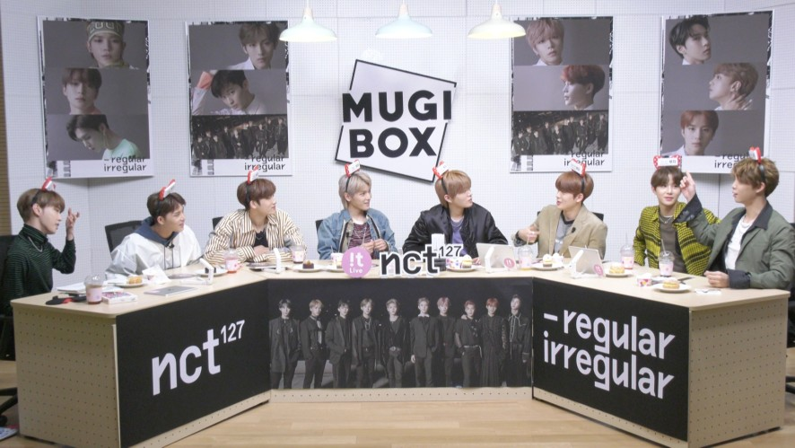 "[FULL] !t Live(잇라이브) : The 11th MUGI-BOX(뮤기박스) ""NCT 127"""