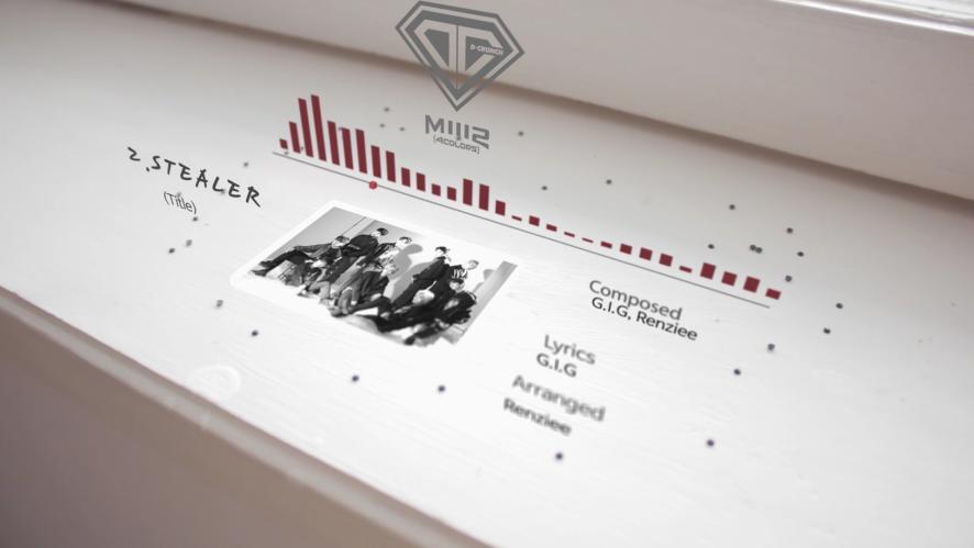 D-CRUNCH(디크런치) - 1st MINI ALBUM 'M1112(4colors)' Highlight Medley