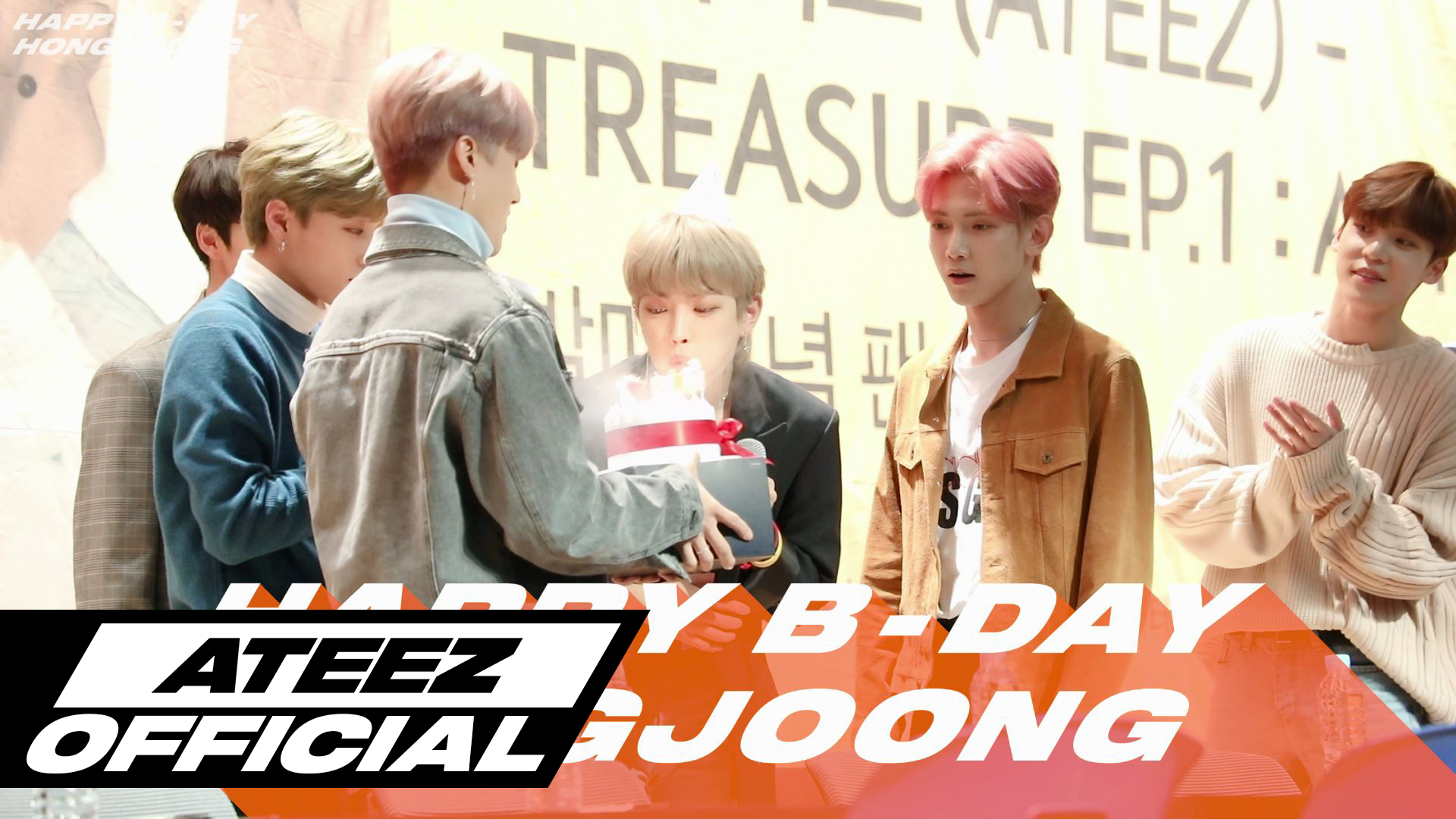 HAPPY BIRTHDAY HONGJOONG!