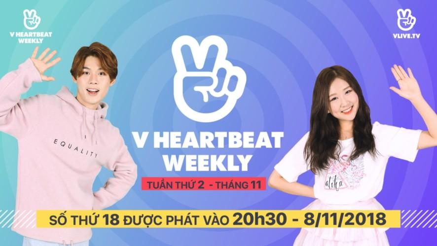 V HEARTBEAT WEEKLY - Tập 18