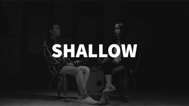 SHALLOW (A Star Is Born OST) - Cover
