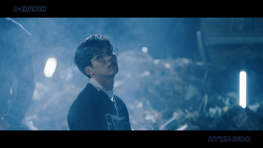 D-CRUNCH(디크런치)- STEALER M/V Teaser #HYUN_WOO