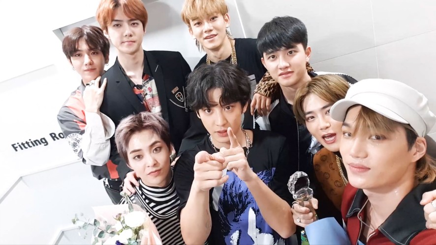 Thank you EXO-L! 'Tempo' 1st WIN 🏆