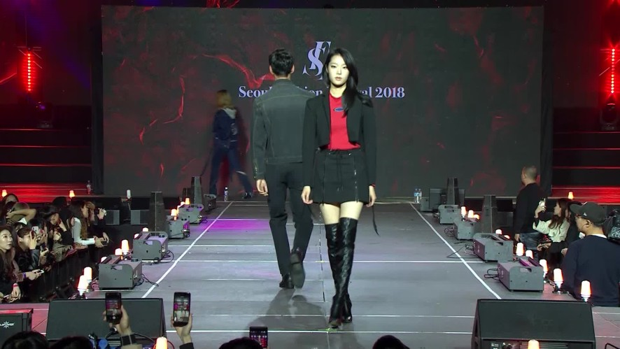 Seoul Fashion Festival 2018 :  Halloween Redmoon 서울패션페스티벌 2018